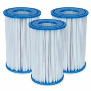 Intex filtrikassett 3-pakk