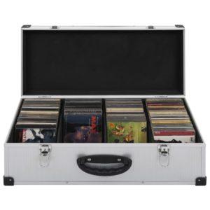 CD-kohver 80 CD jaoks