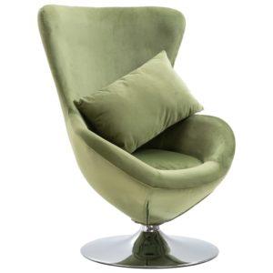 pöörlev munakujuline tool padjaga