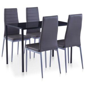 5-osaline söögitoakomplekt