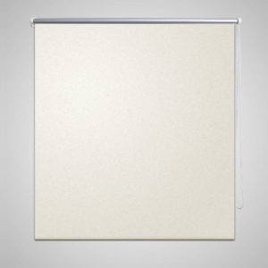 Pimendav ruloo 100 x 175 cm naturaalvalge