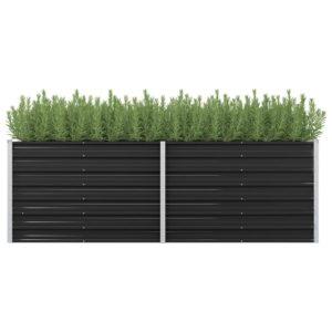 aia taimekast antratsiithall 240 x 80 x 77 cm tsingitud teras