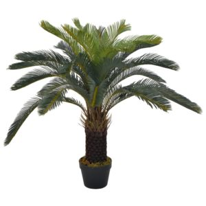 kunsttaim sago palm lillepotiga