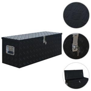 alumiiniumist kast 1085 x 370 x 400 mm