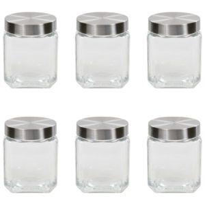 klaasist säilituspurgid