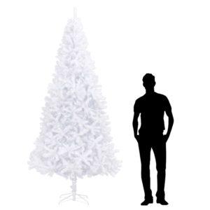 kunstkuusk 300 cm valge