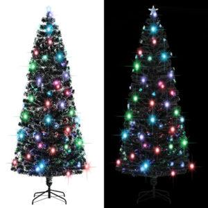 kunstkuusk aluse/LED-tuledega