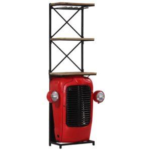 traktorikujuline veinikapp 49 x 32 x 183 cm