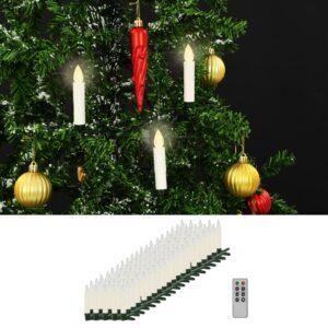 juhtmevabad LED-küünlad puldiga
