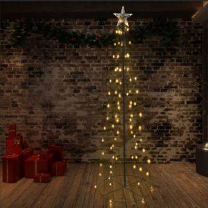 koonusekujuline jõulupuu 140 LEDi