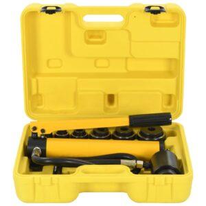 hüdrauliliste kurrutustööriistade komplekt 22–60 mm