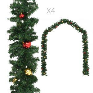 jõuluvanikud 4 tk
