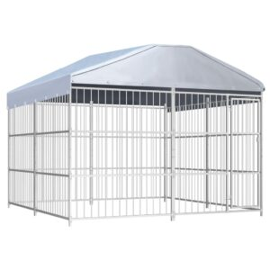 katusega koeraaed