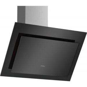 Õhupuhastaja Bosch, seina, 80 cm, 610 m³/h, 58 dB, must klaas, Bosch