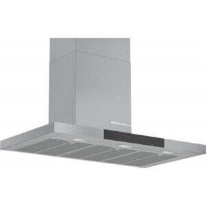 Õhupuhastaja Bosch, seina, 90 cm, 400 m³/h, 55 dB, RV-teras, Bosch