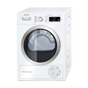 Kuivati Bosch soojuspumbaga, 9 kg, A++, valge, Bosch