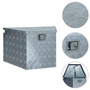 alumiiniumist kast 737/381 x 410 x 460 mm