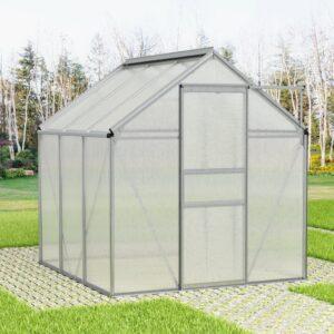 kasvuhoone alumiiniumist 7