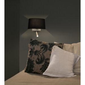 Seinavalgusti VOLTA LED lugemislambiga