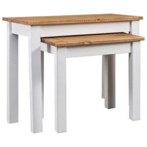 üksteise alla käivad lauad