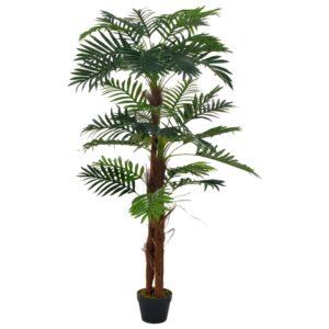 kunsttaim palm lillepotiga