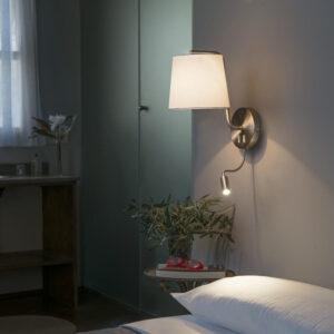 Minimalistlik LED lugemislambiga seinavalgusti BERNI