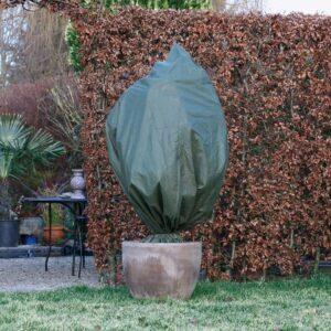 Nature talve fliiskate lukuga 70 g/m² roheline 2