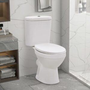 WC-pott loputuskastiga