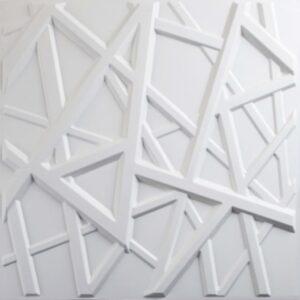 """WallArt 24 tk 3D-seinapaneelid """"GA-WA26"""" Olivia"""