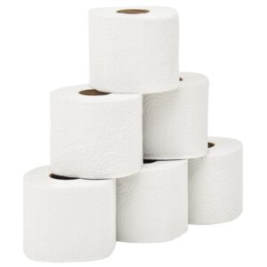 kahekordne reljeefne tualettpaber