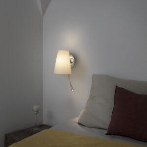 LED lugemislambiga seinavalgusti LUPE