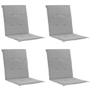aiatooli istmepadjad 4 tk hall 100 x 50 x 3 cm