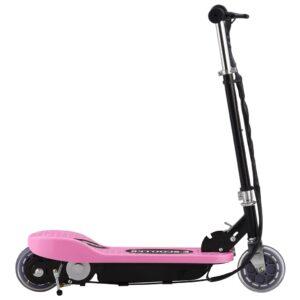 elektriline tõukeratas 120 W roosa