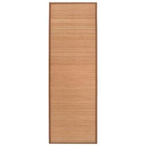 joogamatt bambus 60 x 180 cm