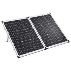kokkupandav päikesepaneeli ümbris 120 W 12 V
