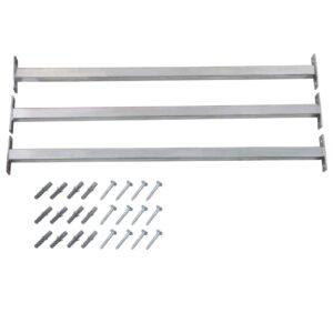 reguleeritavad turvaaknatrellid 3 tk 710–1200 mm