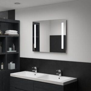 vannitoa LED-seinapeegel 60 x 50 cm