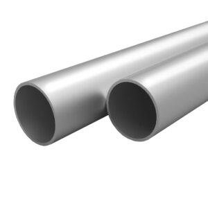 4 tk alumiiniumtorud