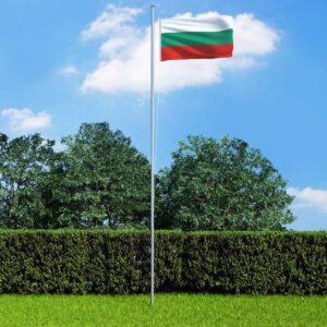Bulgaaria lipp 90 x 150 cm