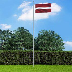 Läti lipp 90 x 150 cm
