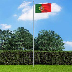 Portugali lipp 90 x 150 cm
