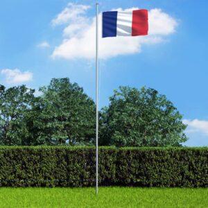 Prantsusmaa lipp 90 x 150 cm