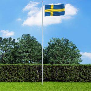 Rootsi lipp 90 x 150 cm