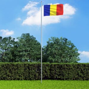 Rumeenia lipp 90 x 150 cm