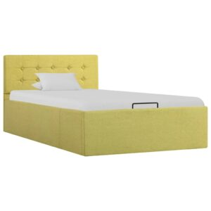 hüdrauliline hoiukastiga voodiraam