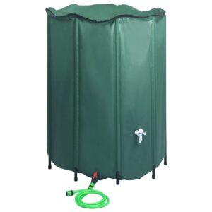 kokkupandav vihmaveepaak kraaniga 1250 l