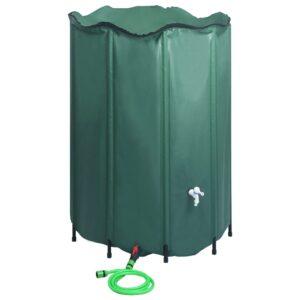kokkupandav vihmaveepaak kraaniga 1500 l