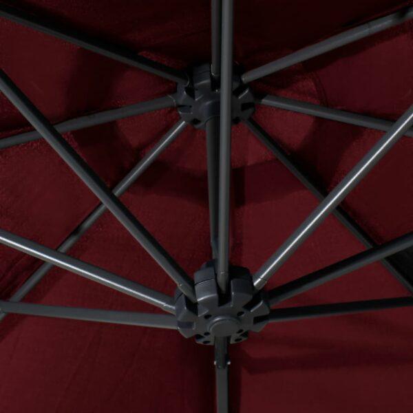metallpost 300 cm