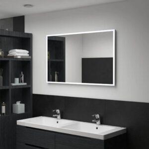 vannitoa LED-seinapeegel 100 x 60 cm
