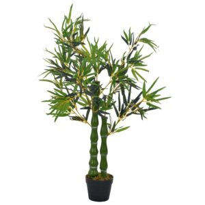 kunsttaim bambus lillepotiga